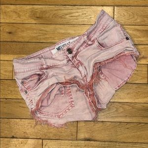 Brandy Melville jean shorts pants  denim